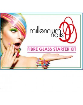 Millennium Nails Fibreglass Starter Kit