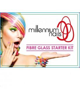 Millennium Nails Fibreglass Starter Kit