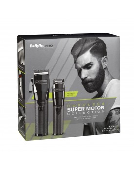 BABYLISS CORDLESS SUPER MOTOR COLLECTION