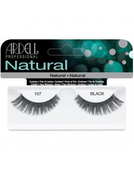 Ardell 107 Black Lashes