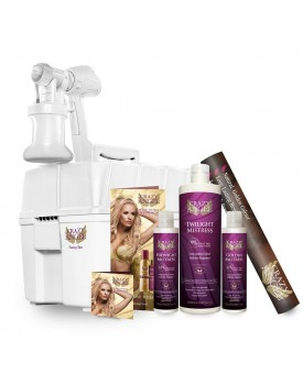 Crazy Angel Premier Elite Airbrush Spray Tan Kit