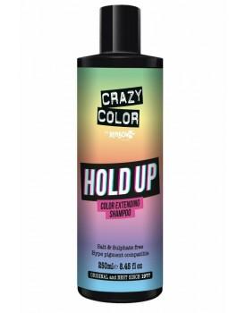 Crazy Color Hold up Color extender shampoo 250ml