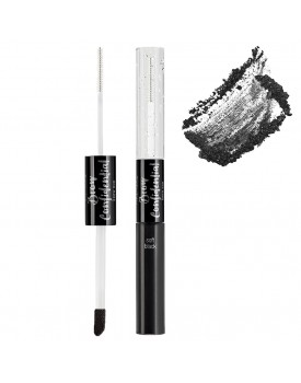 Ardell Beauty Brow Confidential Brow Duo - Soft Black