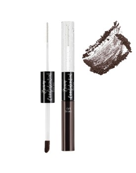 Ardell Beauty Brow Confidential Brow Duo - Dark Brown