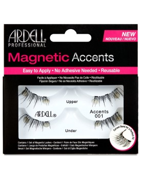 Ardell Magnetic Accents 001 Lashes