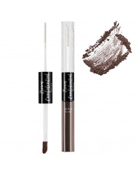 Ardell Beauty Brow Confidential Brow Duo - Medium Brown