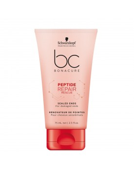 Schwarzkopf  Peptide Repair Rescue BC Sealed Ends 75ml
