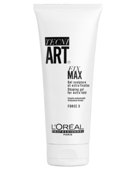 L'Oreal Professionnel Tecni ART Fix Max Shaping Gel for extra hold