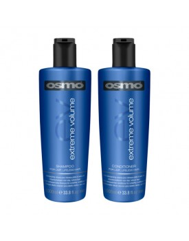 Osmo Extreme Volume Shampoo & Conditioner Twin Pack (2 x 1000ml)