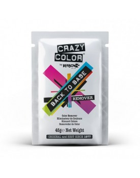 Crazy Color Back To Base Remover 45g