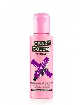 Crazy Color Semi Permanent Hair Colour 100ml - Burgundy