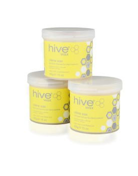 Hive Creme Wax - 3 FOR 2 PACK