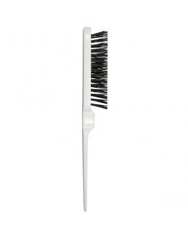 Denman D91 Back Combing Brush White