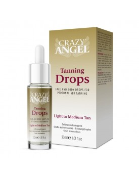 Crazy Angel Tanning Drops