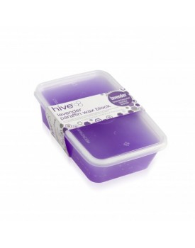 Hive Lavender Low Melt Paraffin Wax Block 425g