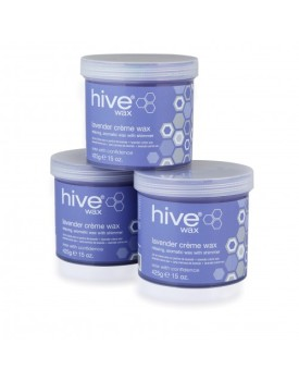Hive Lavender Shimmer Creme Wax - 3 FOR 2 PACK