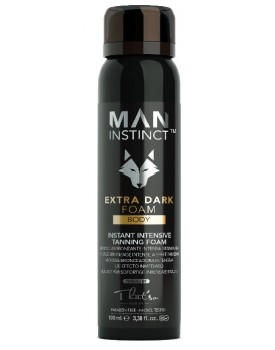 That'so Man Instinct Extra Dark Foam for Body 100ml Instant Intensive Foam