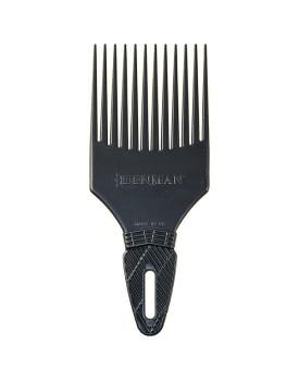 Denman D17 Afro Comb Black