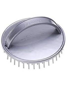 Denman Be-Bop Silver