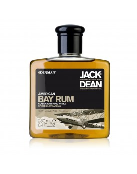 Jack Dean American Bay Rum Hair Tonic 250ml