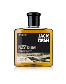 Jack Dean American Bay Rum Hair Tonic 250ml