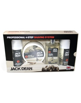 Jack Dean Shaving System 4 Step Kit