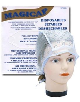 Magicap Disposables x12 High-lightening Caps