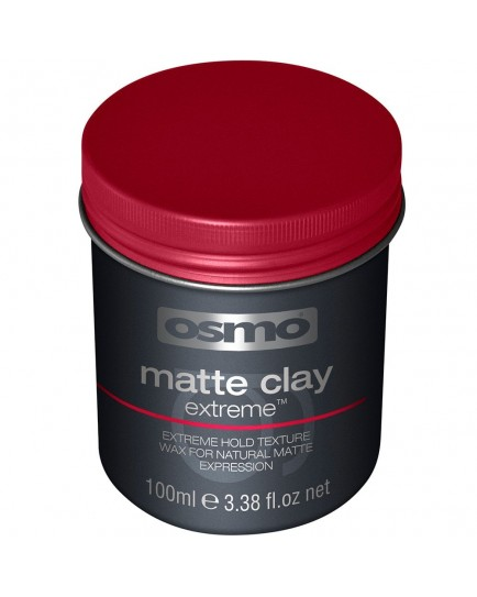 Osmo Clay Extreme Hold Texture Wax 100ml (matte)