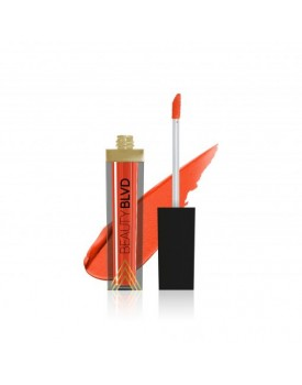 Beauty Boulevard Mattitude Lip Liquid - Rapid Fire