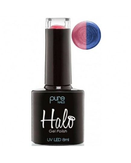 Halo Gel Polish 8ml  Denim/Pink