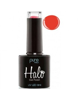 Halo Gel Polish 8ml  Burnt Orange