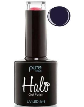 Halo Gel Polish 8ml  Dark Purple