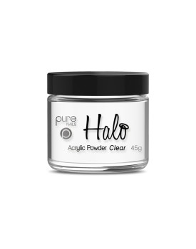 Halo Acrylic Powder Clear 45g
