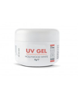 The Edge UV Gel 5g Hollywood White