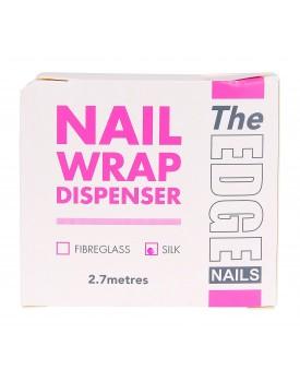 The Edge Nail Wrap Dispenser Silk