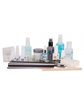 The Edge Quick Nails Dipping System Full Kit