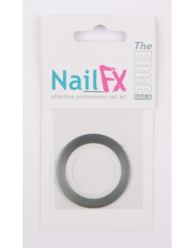 The Edge Striping Tape Silver