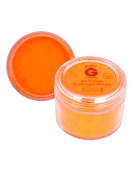 Amy G Hot Orange Florescent Powder 5g