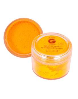 Amy G Neon Orange Florescent Powder 5g
