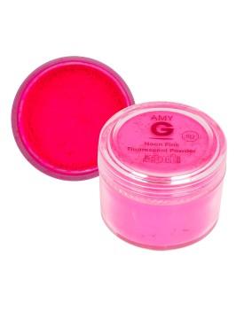 Amy G Neon Pink Florescent Powder 5g