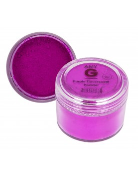 Amy G Purple Florescent Powder 5g