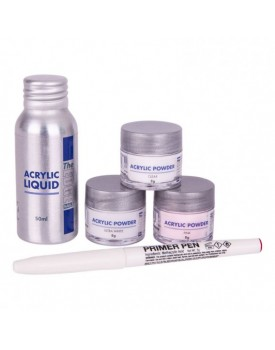 The Edge Acrylic Liquid & Powder Trial Kit