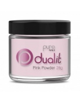 Pure Nails Dual It Pink Powder 28g