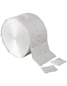 Nail Wipes on a Roll Lint Free 1 x Roll of 500