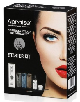 Apraise Professional Eyelash and Eyebrow Tint Starter Kit