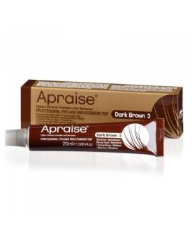 Apraise Eyelash and Eyebrow Tint -Dark Brown