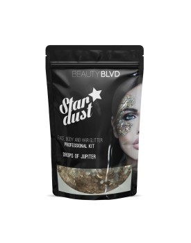Beauty Boulevard Stardust Pro Kit Drops Of Jupiter 75g Bag