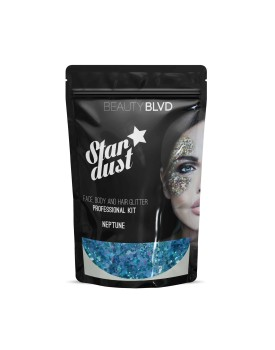 Beauty Boulevard Stardust Pro Kit Neptune 75g Bag