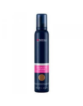 Indola Colour Mousse - Medium Brown