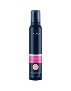 Indola Colour Mousse - Medium Blonde